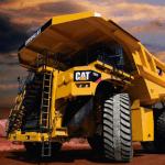 Camión minero